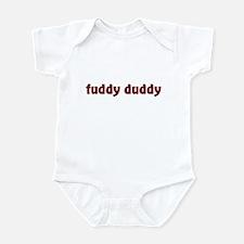 Fuddy Duddy Infant Bodysuit
