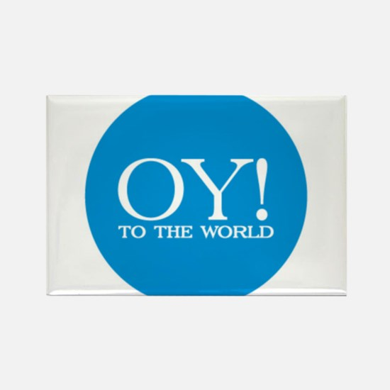Oy! to the World Products Magnets