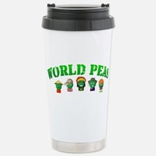 Unique World Travel Mug