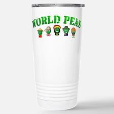 Cute Hippie Travel Mug