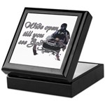 Wide Open Keepsake Box