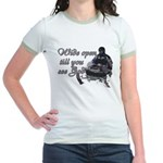 Wide Open Jr. Ringer T-Shirt
