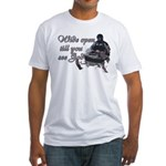 Wide Open Fitted T-Shirt