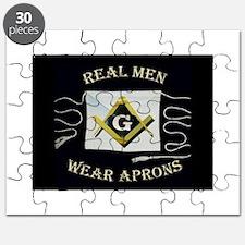 Masonic Apron Puzzle