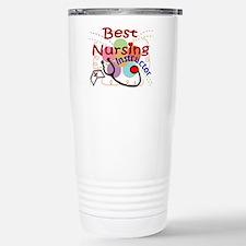 Cool Nurse nursing nurses hospital Travel Mug