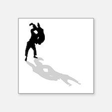 Judo Throw Sticker