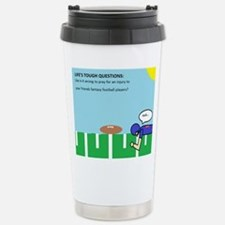 Unique Sports humor Travel Mug