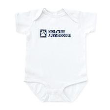 MINIATURE AUSSIEDOODLE Infant Bodysuit