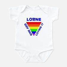 Lorne Gay Pride (#005) Infant Bodysuit