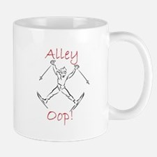 SKIER - Alley Oop - Action Sketch Mugs