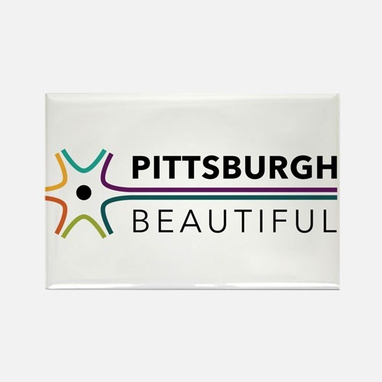Pittsburgh Beautiful Color Magnets