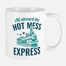 Hot Mess Express Mug