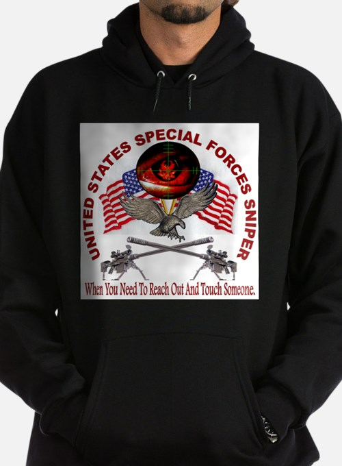 Special Forces Sniper Sweatshirt