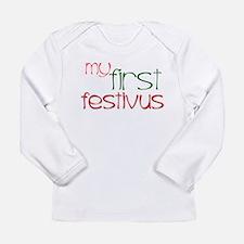 1stfestivus Long Sleeve T-Shirt