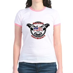 VRWC Red State Jr. Ringer T-Shirt