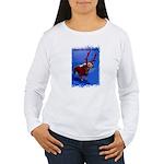 bring him home santa Women's Long Sleeve T-Shirt