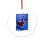 bring him home santa Ornament (Round)
