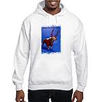 bring him home santa Hooded Sweatshirt