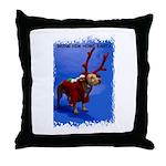 bring him home santa Throw Pillow