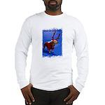 bring him home santa Long Sleeve T-Shirt