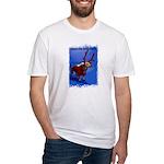 bring him home santa Fitted T-Shirt