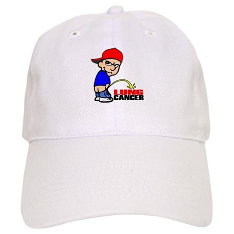 Piss On Lung Cancer Cap
