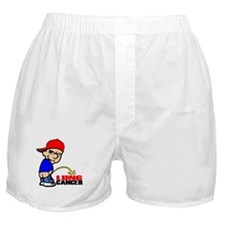 Piss On Lung Cancer Boxer Shorts