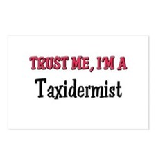 Trust Me I'm a Taxidermist Postcards (Package of 8