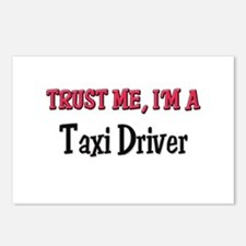 Trust Me I'm a Taxi Driver Postcards (Package of 8