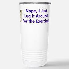 Unique Baritone horn Travel Mug