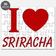 I Heart Sriracha Puzzle