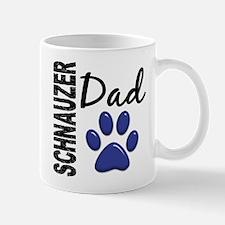 Schnauzer Dad 2 Mugs