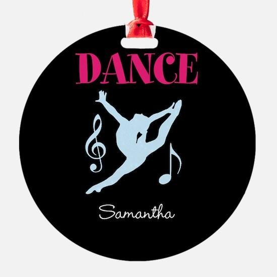 Dance personalized Ornament