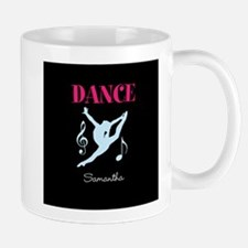 Dance personalized Mugs
