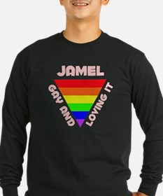 Jamel Gay Pride (#007) T