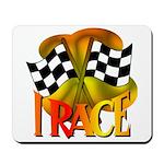 I Race Mousepad