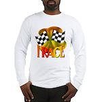 I Race Long Sleeve T-Shirt
