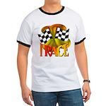 I Race Ringer T