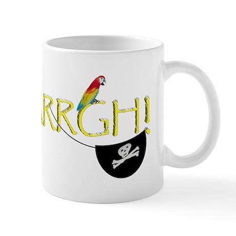Talk Like A Pirate - ARRGH! Mugs
