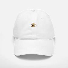 The eye should learn to listen before it looks Baseball Baseball Cap