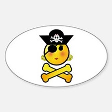 Pirate Day Decal