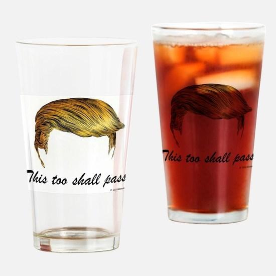 Cute Raphael Drinking Glass