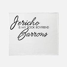 BF Jericho Barrons Throw Blanket