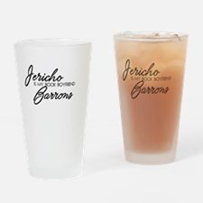 BF Jericho Barrons Drinking Glass