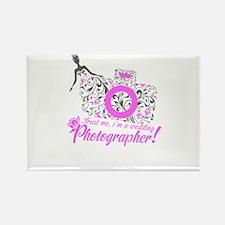 trust me, i'm a wedding photographer Magnets