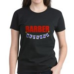 Retired Barber Women's Dark T-Shirt