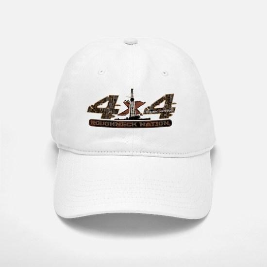 4 X 4 RIG UP CAMO Baseball Baseball Cap