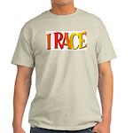 I Race Ash Grey T-Shirt