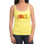 I Race Jr. Spaghetti Tank