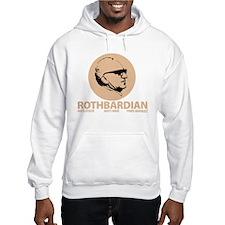 Rothbardian Tan Hoodie